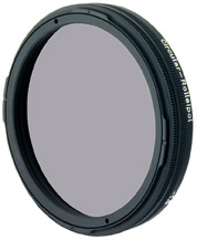 Sizes VI and M95x1 polarizing filters