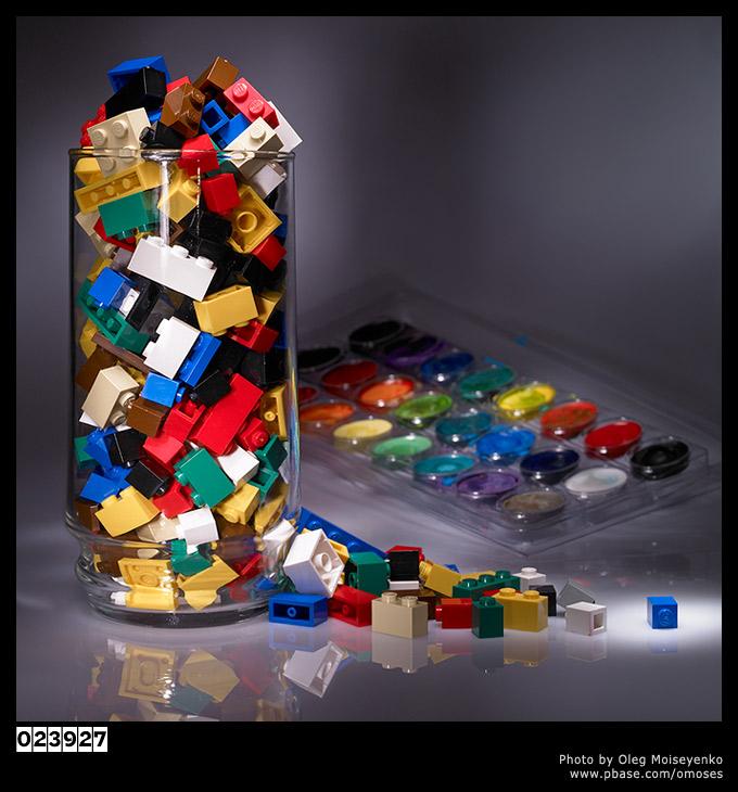 LEGO-ness