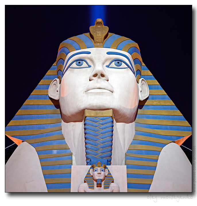 Luxor Sphinx, Las Vegas, NV