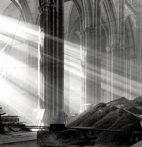 St.Vitus Cathedral, Prague, 1928