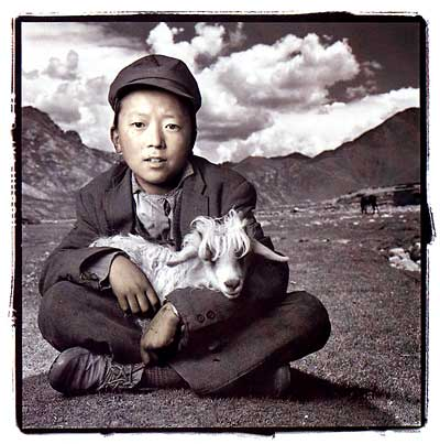 Dawa 15 /Drigung Valley, Tibet/