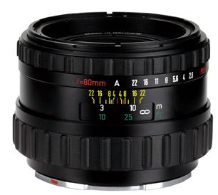 Schneider AF-Xenotar 80 mm f/2.8 HFT PQS lens