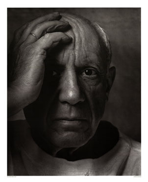 Pablo Picasso, sculptor and painter