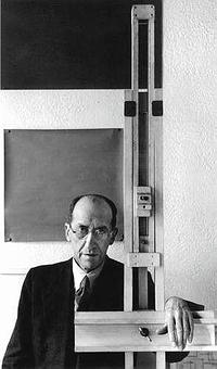 Piet Mondrian, Dutch painter