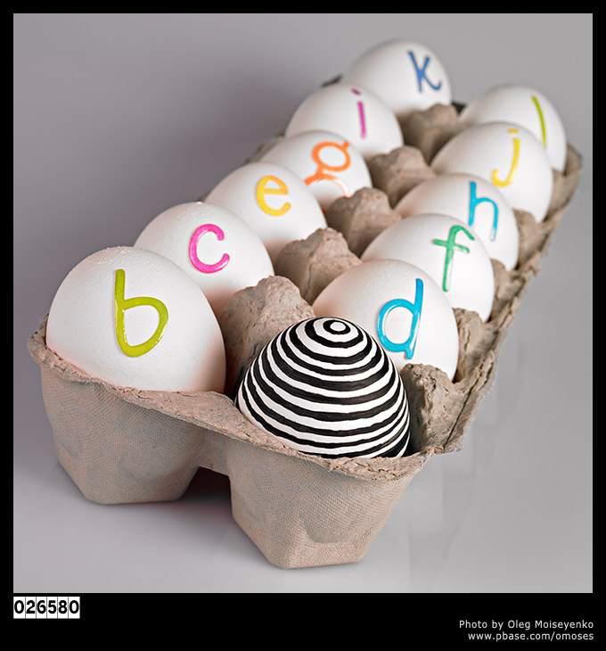 Eggs ABC