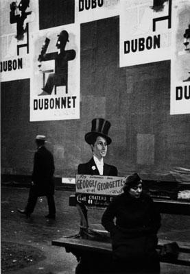 Dubo, Dubon, Dubonnet, 1934