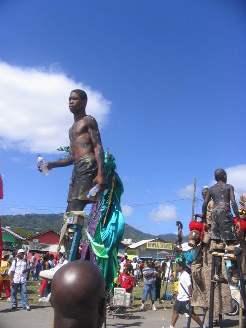 Trinidad  Stilt Kid