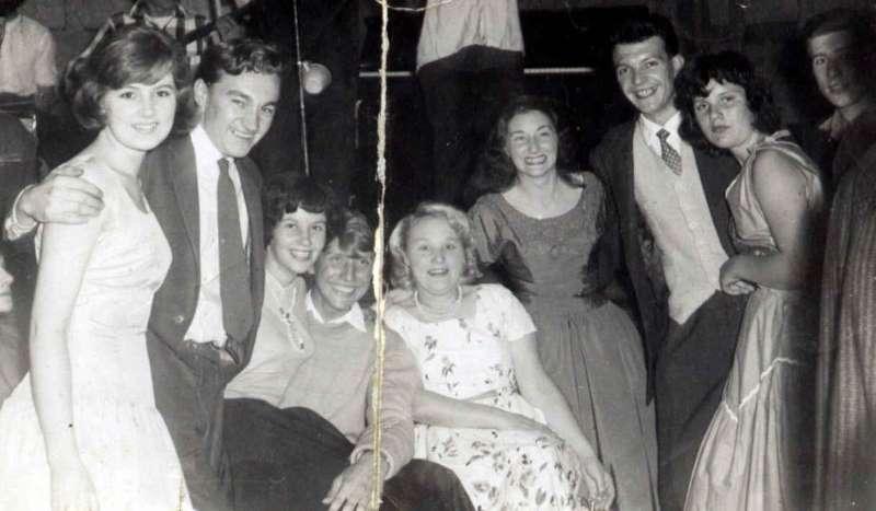 STG dance 1958