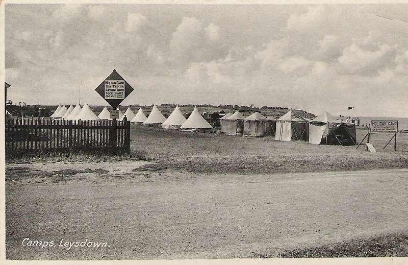Leysdown Camp