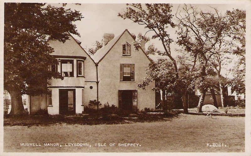 Muswell Manor