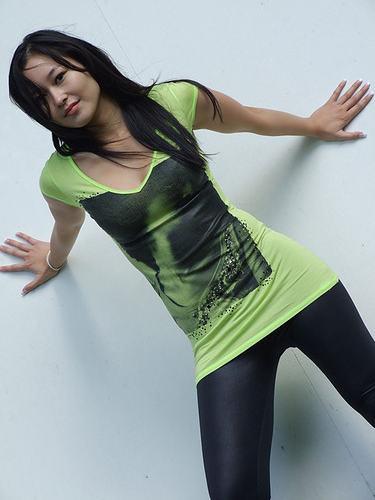 Model  Sandra Sassen  Netherlands