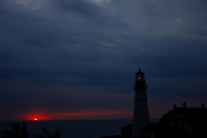 DSC00056 PORTLAND HEAD LIGHT lighthouse by donald verger september 22