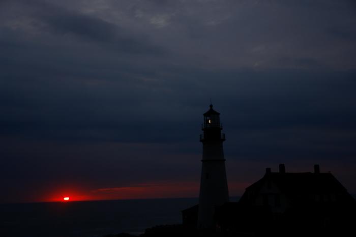 DSC00066.jpg PORTLAND HEAD LIGHT lighthouse by donald verger september 22