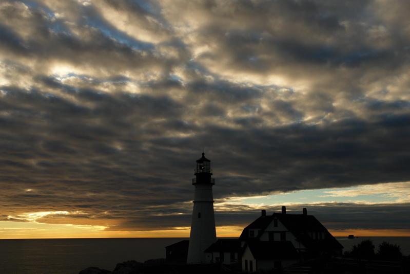 DSC00306.jpg PORTLAND HEAD LIGHT lighthouse by donald verger don verger september 25