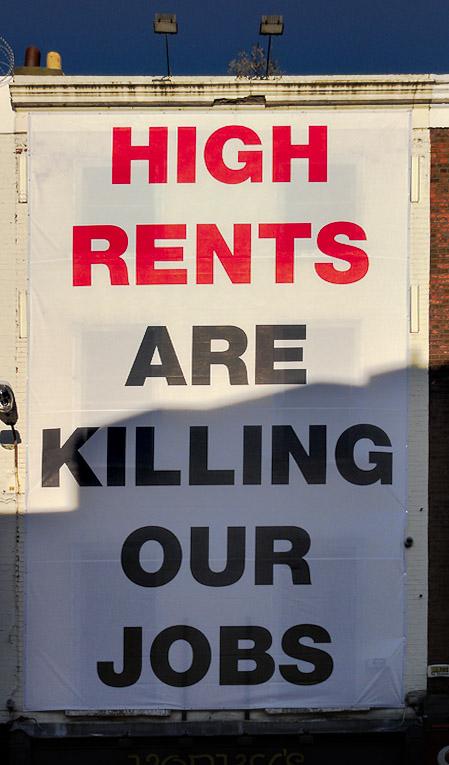 Sign on a building - Grafton Street, Dublin