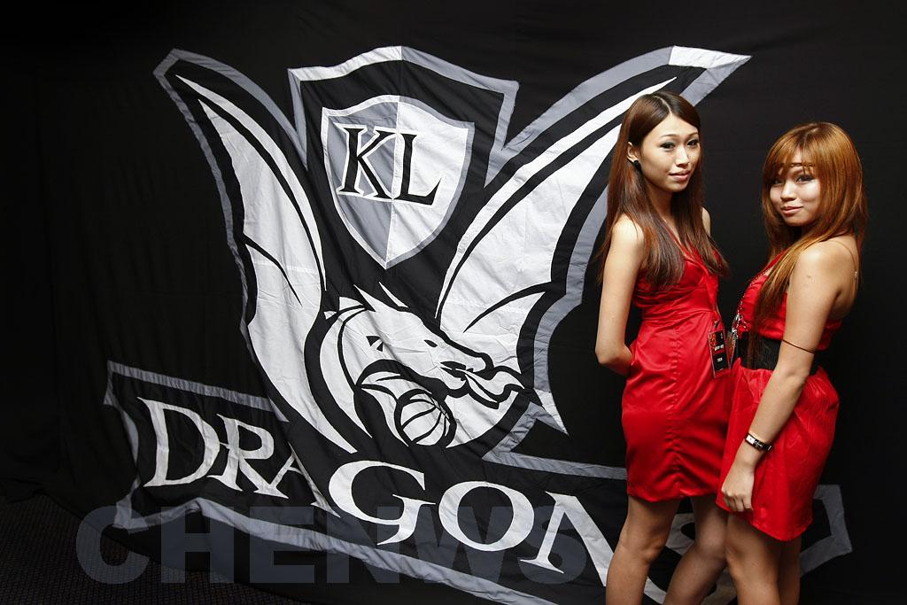 Kl Dragon girls