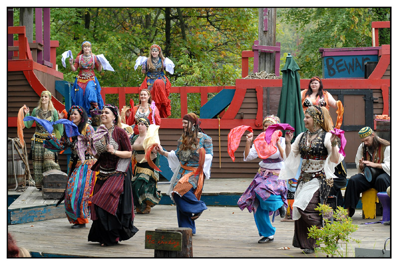 Middle Eastern Dance Ensemble
