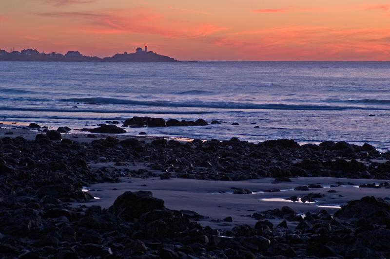 Dawn on Long Sands Beach