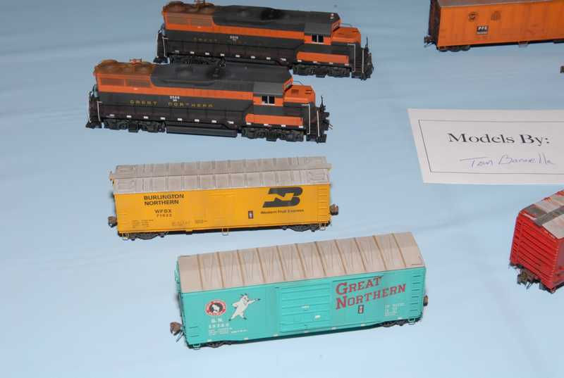 Tom Bacarella Models