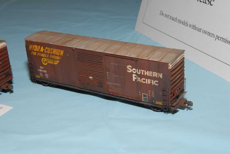 Dave Hussey Model