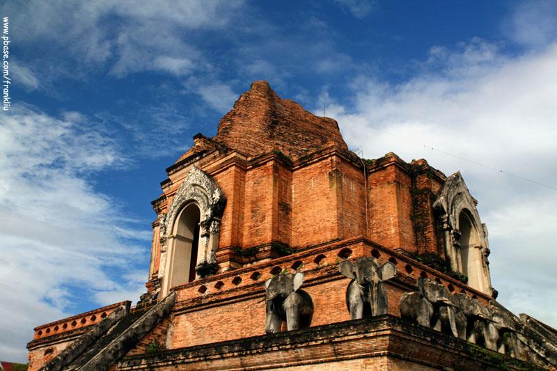 Shrine in Chiang Mai