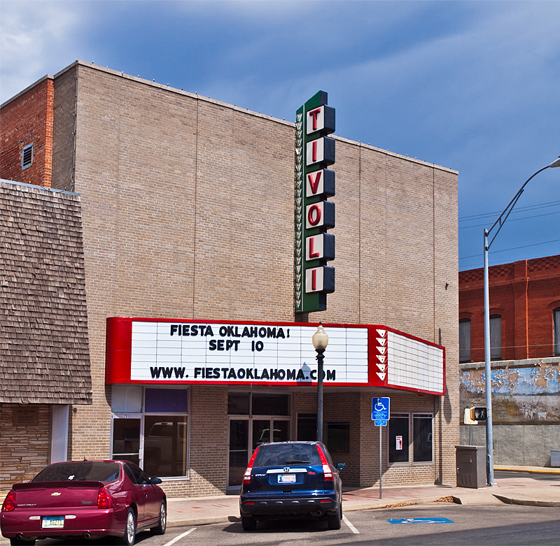 Ardmore,OK. The Local Theater Looks like its closed now