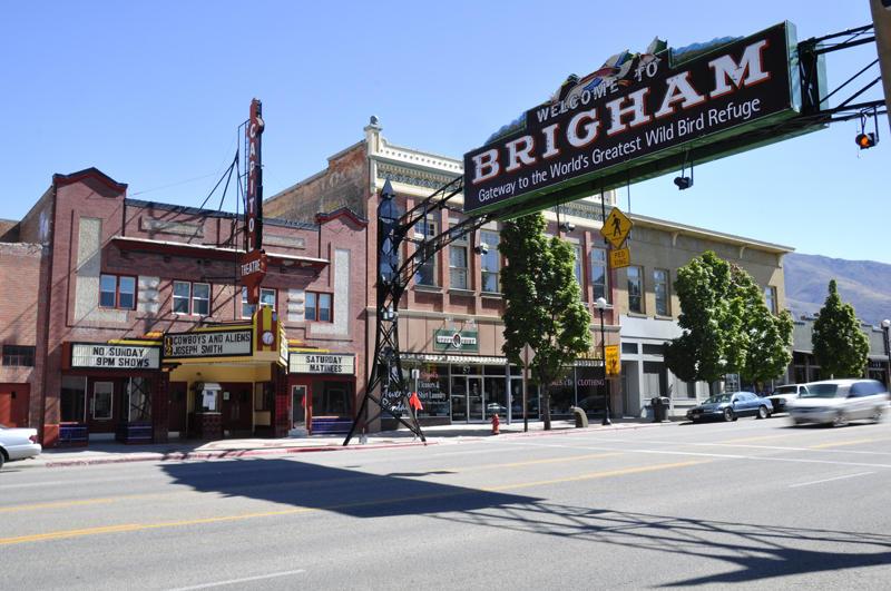 Capitol Theatre-Brigham City, UT