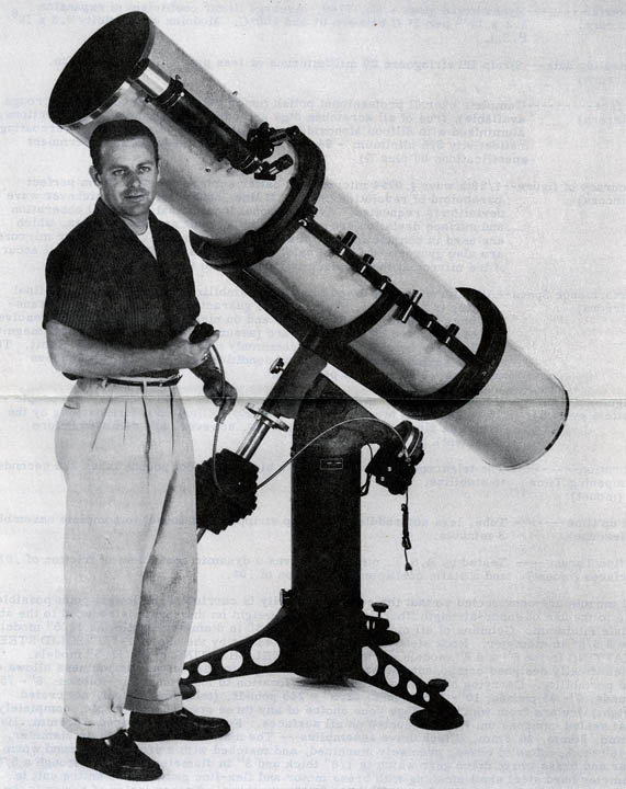 12.5 Treckerscope Galaxy