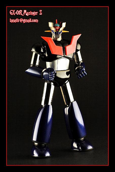 GX-01R Mazinger Z