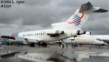 al rais cargo B727-222(A) N7466U airliner aviation photo