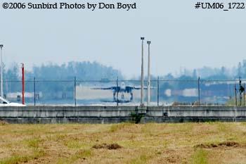 The final flight ever for USN F-14D Grumman Tomcat 164342 Felix 100 military aviation stock photo #UM06_1722