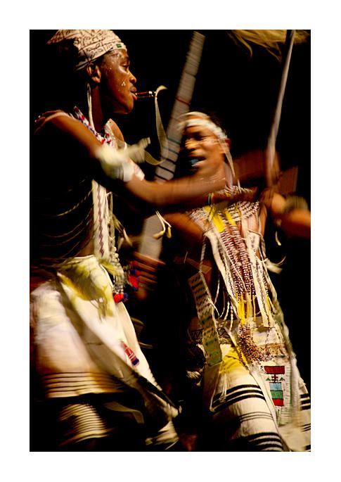 Horn Of Africa Dancers