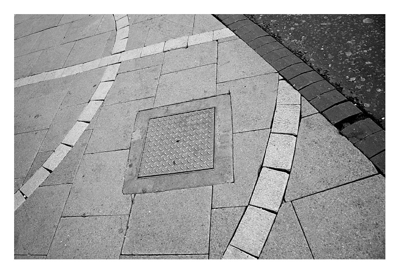 Pavement Detail - Leicester