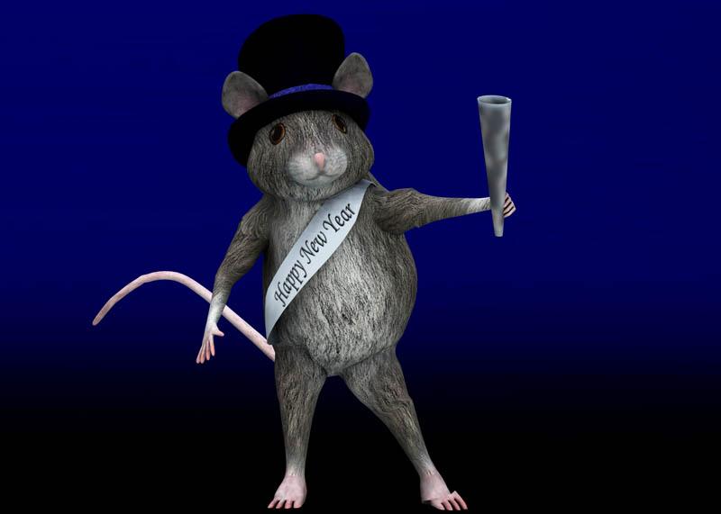 Sylvester Mouse