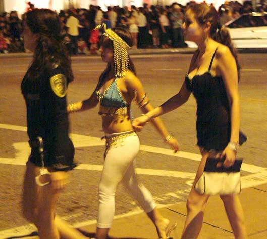 Halloween in Coconut Grove 2006