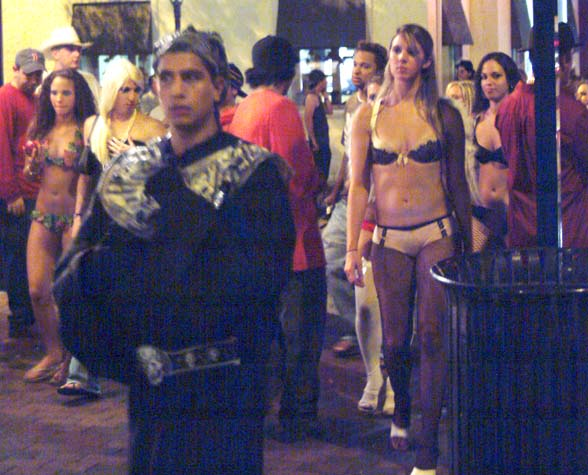 Halloween in Coconut Grove 2006