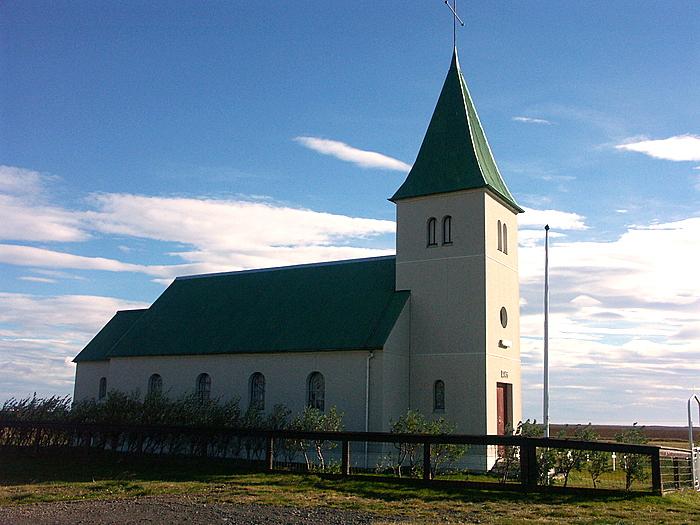 Fáskrúðarbakkakirkja