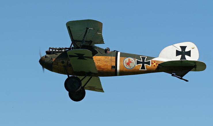 Albatros D.Va - 1917