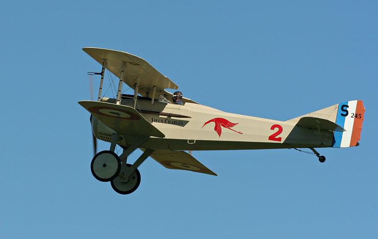 Spad VII - 1917