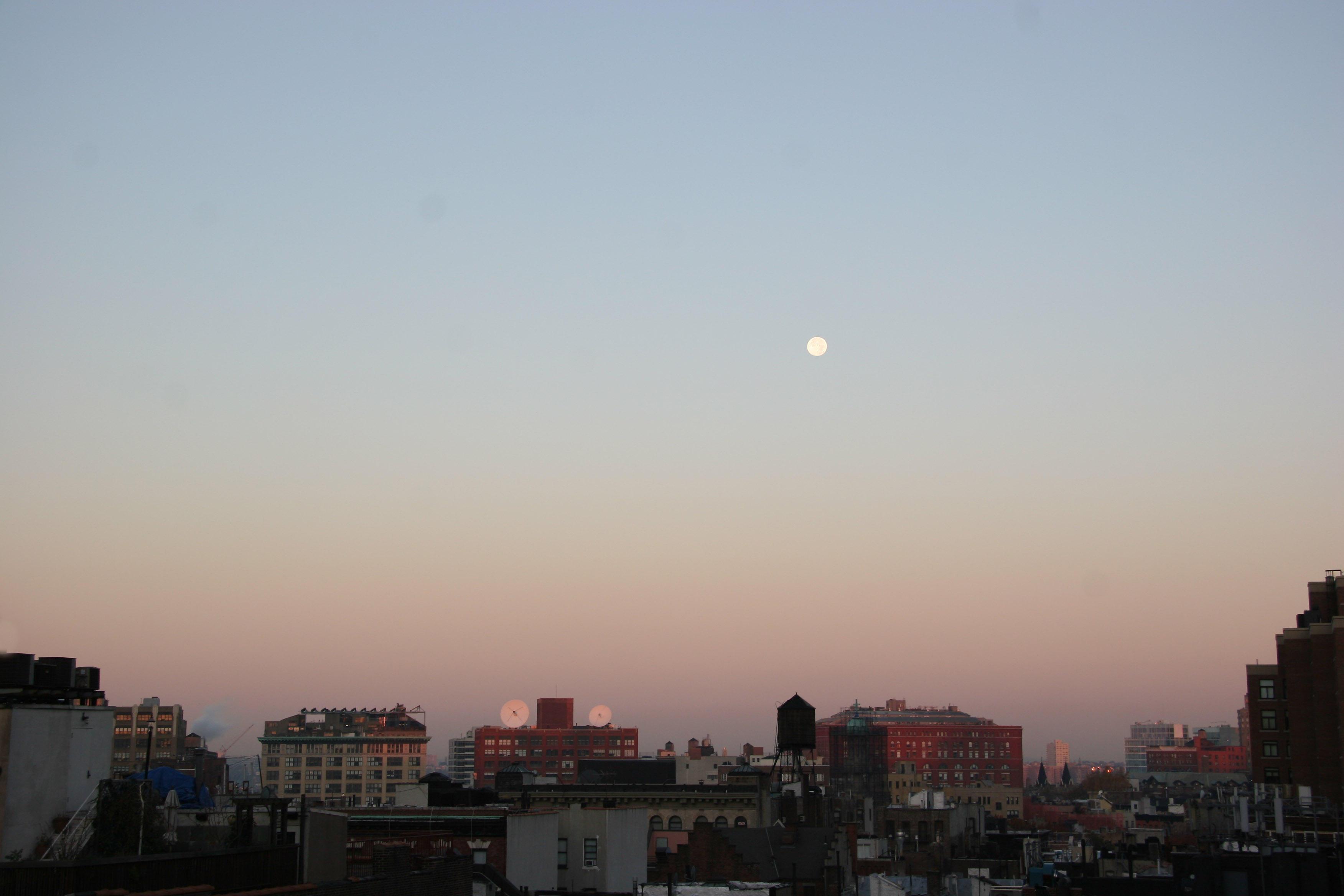 Sunrise - West Greenwich Village