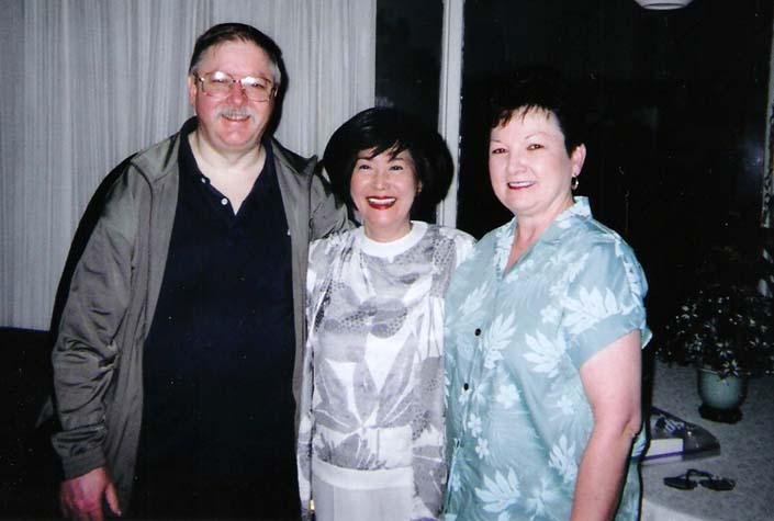 Bill 5-0, Janet, BettyA. in Hawaii