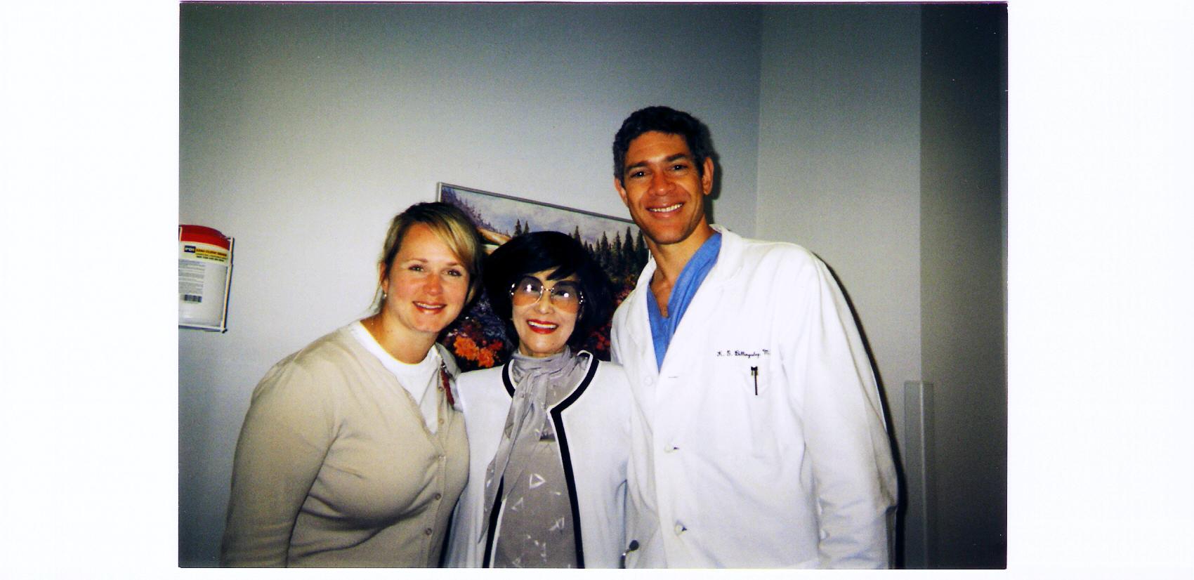 Mollie Kollas, Janet, Dr.Billingsley-OHSU