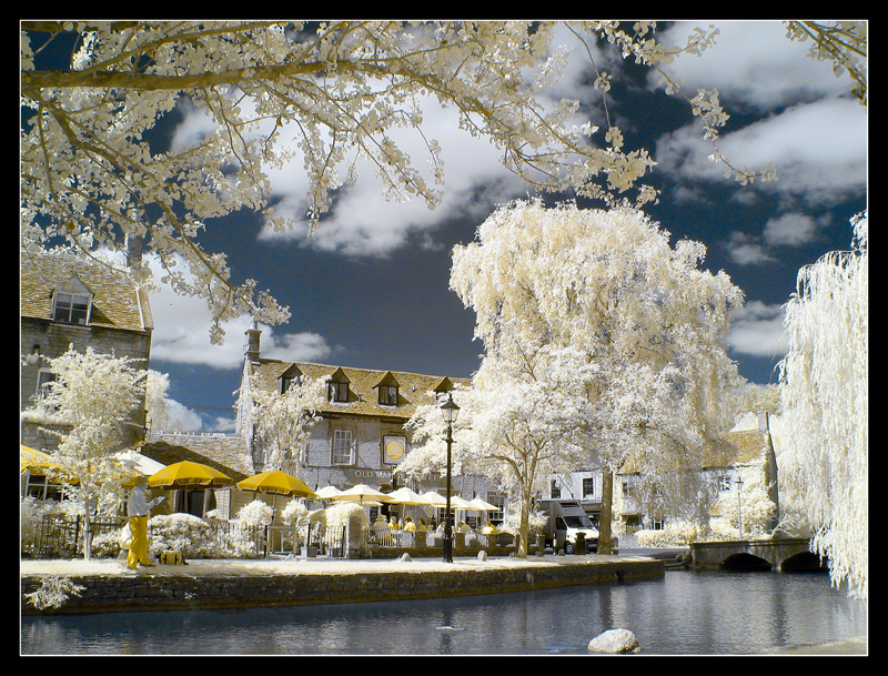 River Windrush,Bourton-on-the-water