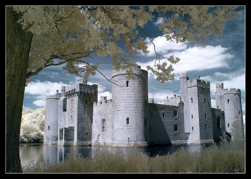 Bodiam Castle,East Sussex