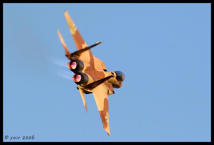 Israel Air Force F-15i RAAM
