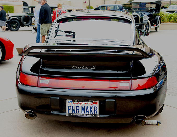 1998 Porsche 993 Twin Turbo S