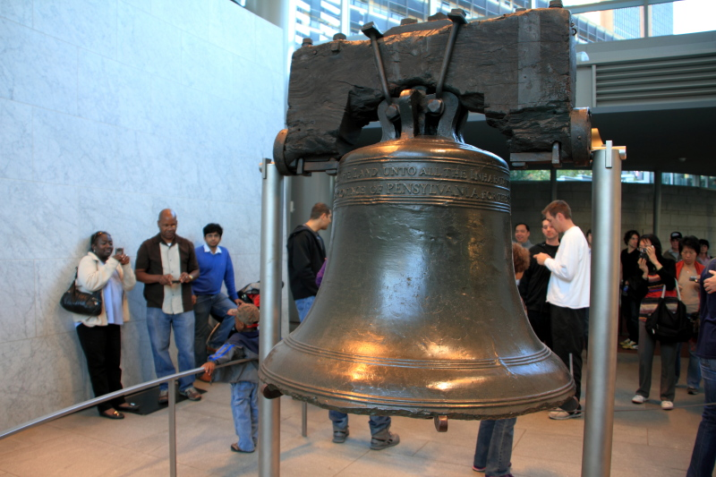 Philadelphia - Liberty Bell, Independence National Historical Park