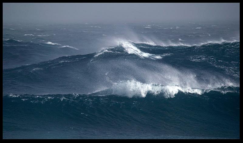 Gale warning - Cape Verde