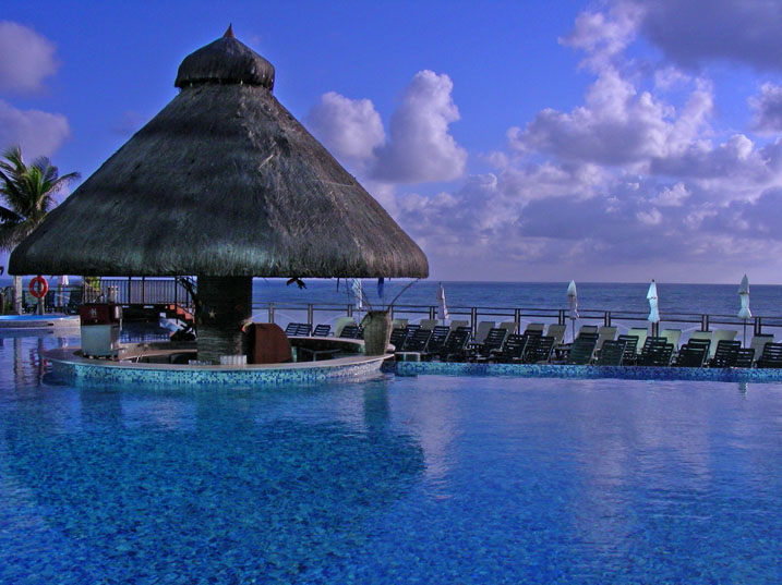 Serhs Resort-Early morning