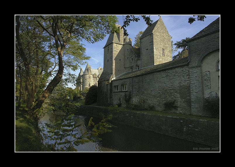 Chateau des Ravalets 1